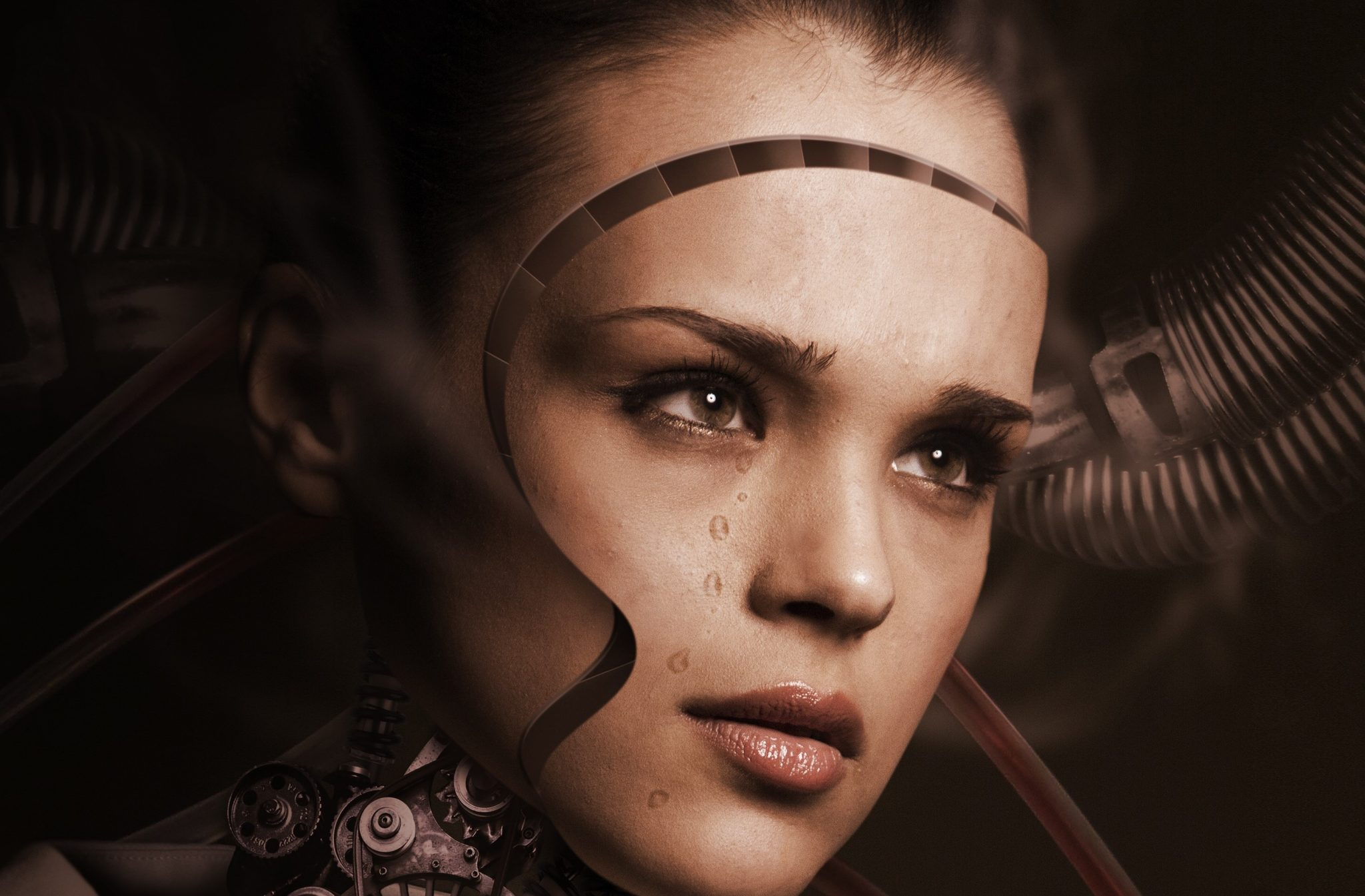 robot transhumanisme h+